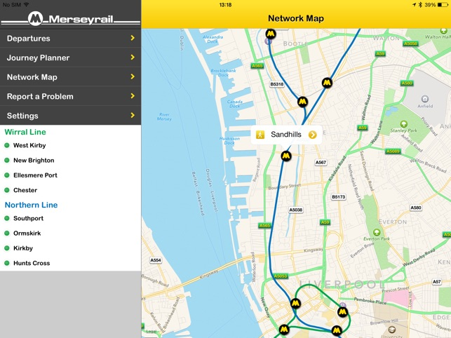 Merseyrail on the App Store