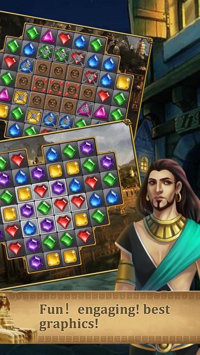 Jewel Swap -Magic match 3 game screenshot four