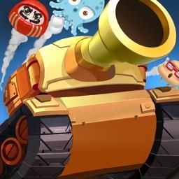 坦克大作战:多人实时对战