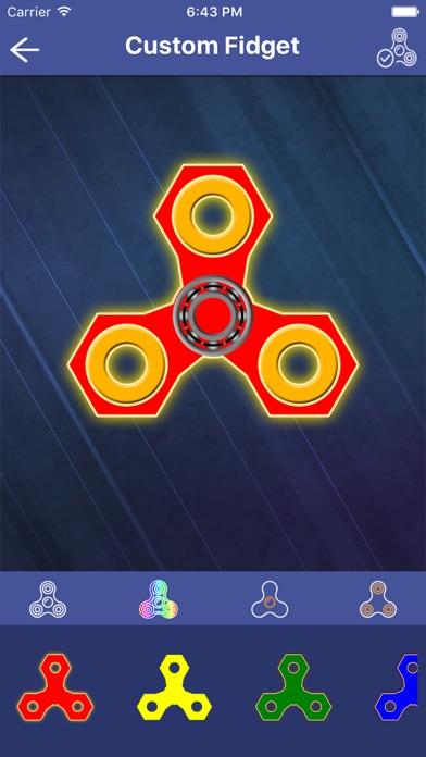 Fidget Creator screenshot one