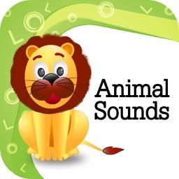 Animal Sounds - Fun Toddler Learning game