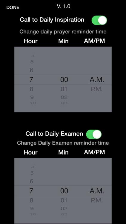 SICP Prayer screenshot-4