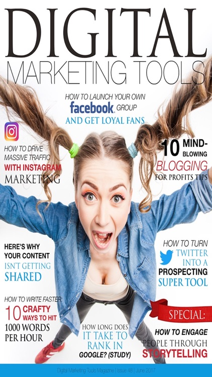 Digital Marketing Tools - Digital, Social & Content Marketing Solutions screenshot-4