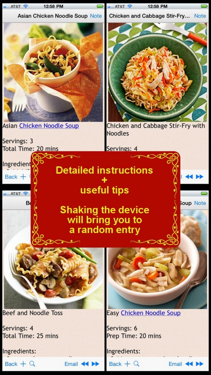 300 Noodle Recipes