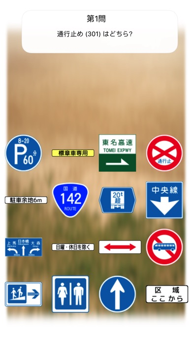 Road Sign Master in J... screenshot1