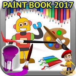Paint Book 2017 HD