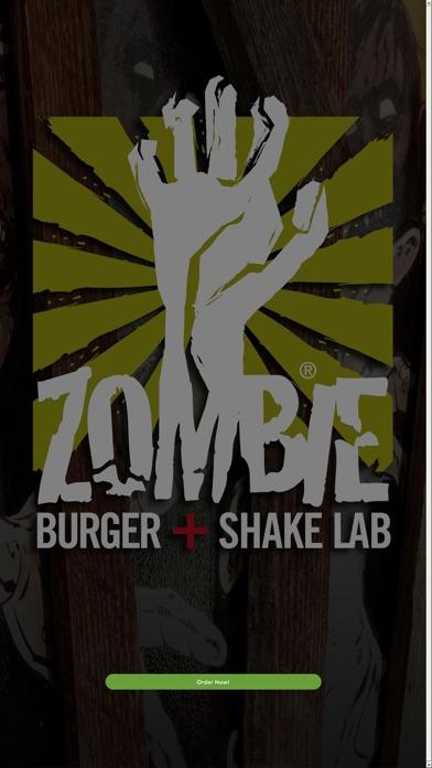 Zombie BurgerScreenshot of 1