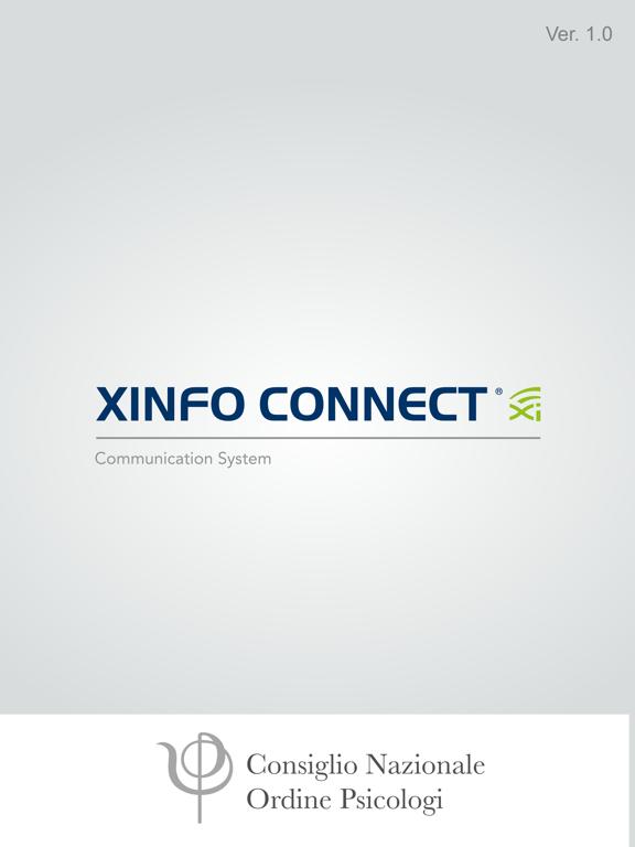 iPad Image of XINFO CNOP COMUNICAZIONE 3.0