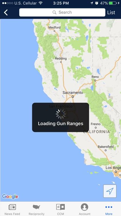 USCCA Concealed Carry App screenshot-3