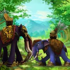 Activities of Jungle Elephant War