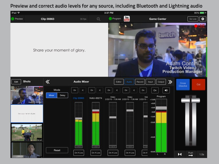 Live:Air - Live Video Switching