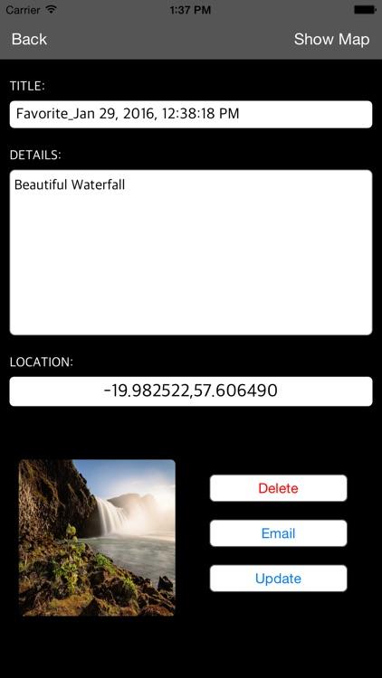 ISOLA DI CAPRI – GPS Travel Map Offline Navigator screenshot-4