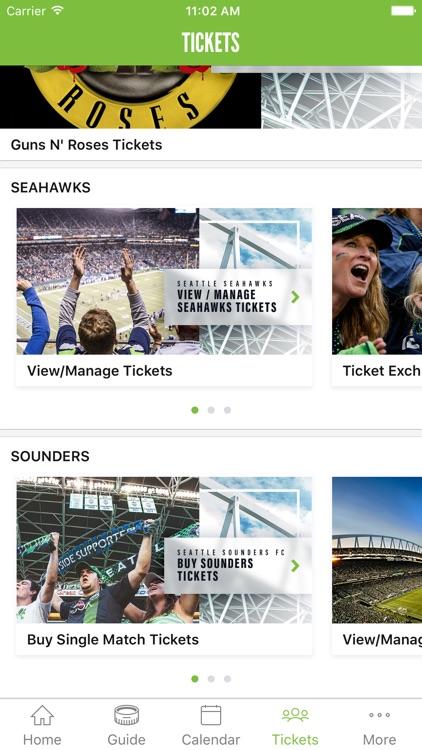 CenturyLink Field screenshot-3