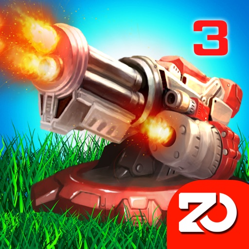 Tower Defense Zone - Strategy Defense game iOS App