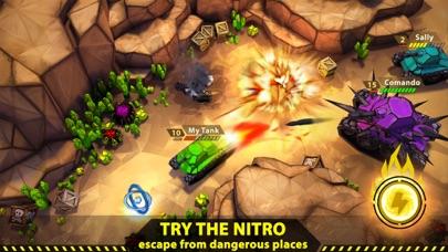 Crash of Tanks: Pocket Mayhem screenshot two