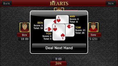 Hearts Premium screenshot1