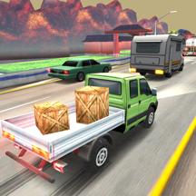 真正的卡车路超级赛车