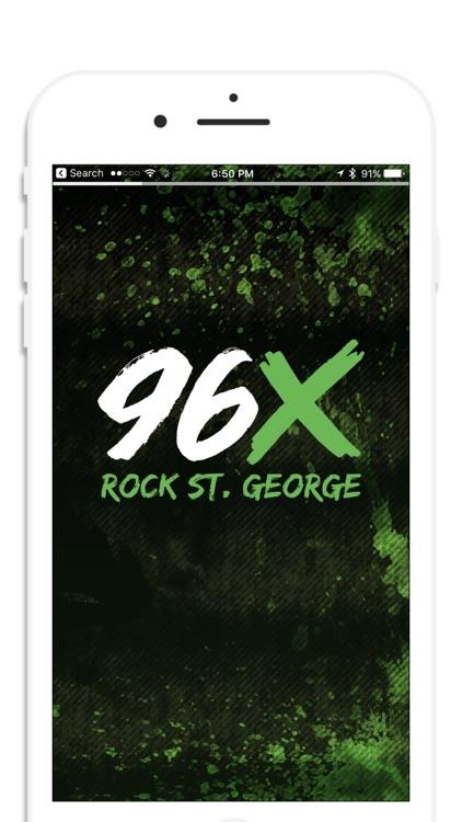 96X Rock St. George