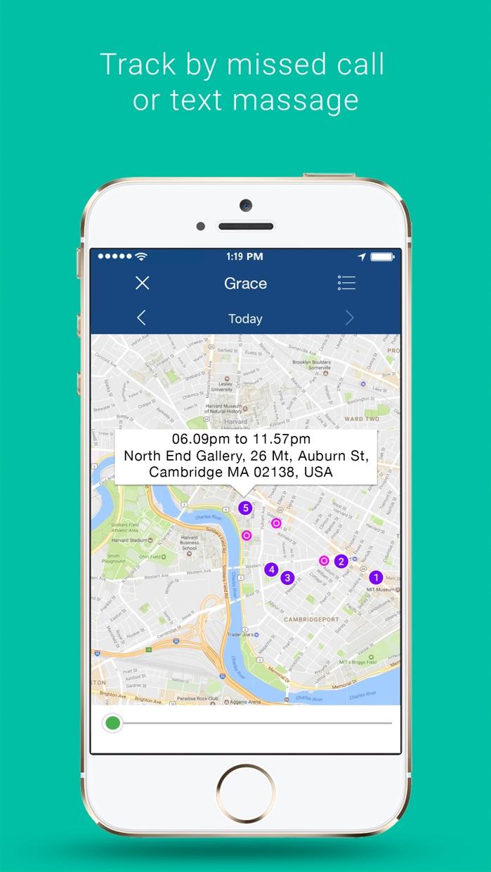 ilocateMobile - Track a phone Screenshot