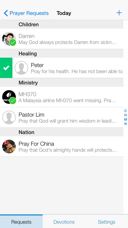 Prayer App (Lite)