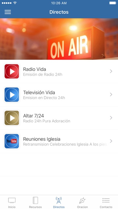 Radio Television Vida screenshot 3