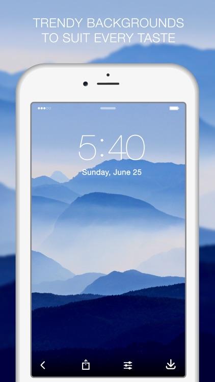 Blue Wallpapers & Blue Backgrounds screenshot-3