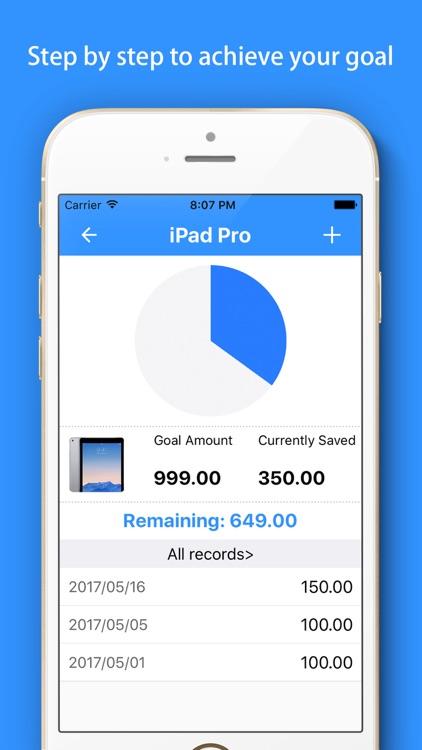 savings goals tracker 2 money box daily saving by hu yuanfei