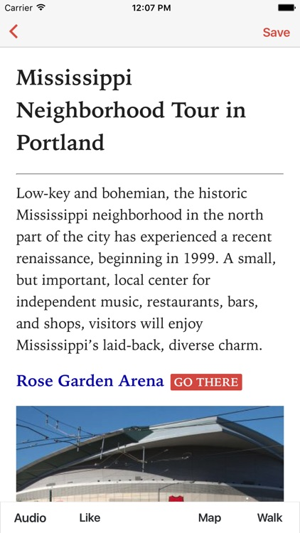 Mississippi Area in Portland