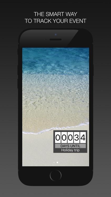 Best Days - Event Countdown