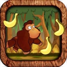 Activities of Banana Monkey Jungle Run Game - Gorilla Kong Lite