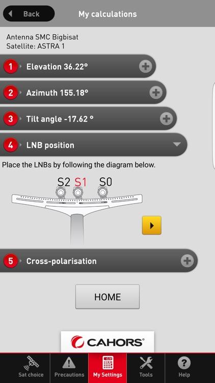 QuickSat screenshot-3
