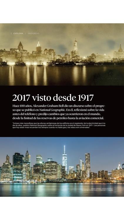 National Geographic en Español Revista screenshot-3