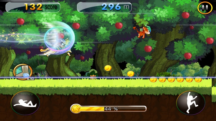 Jungle Adventure - Amazing Jungle Run Game screenshot-3