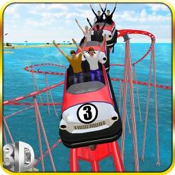 Roller Coaster 3D Simulator – Fun Land Adventure