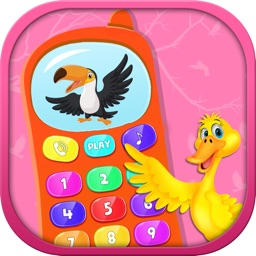 Babys Phone Birds Kids Game