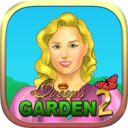 Queen's Garden 2 - A Gardening Match 3 Game