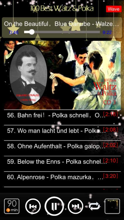 [5 CD]100 Best Waltz & Polka screenshot-4
