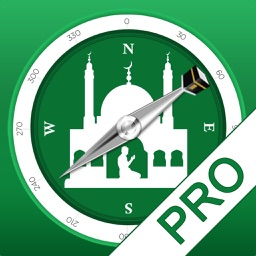 Muslim Prayer Times PRO - Qibla Compass & Ramadan