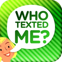 Who Texted Me? - Hear who just sent that message