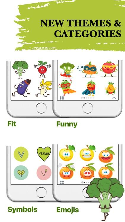 VeganMoji - Vegan Emojis