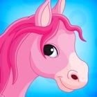 Kids Pony Labyrinth: Maze Games for Girls icon