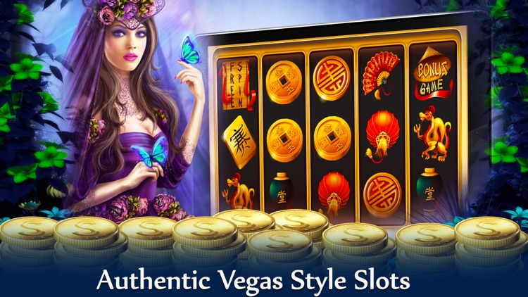 Slot Machine - Butterfly Mystics screenshot-4