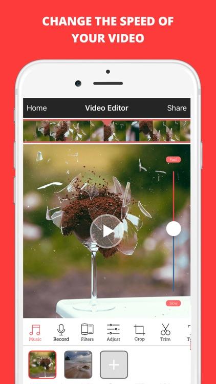 Video Editor- Movie Collage & Music Video Make.r
