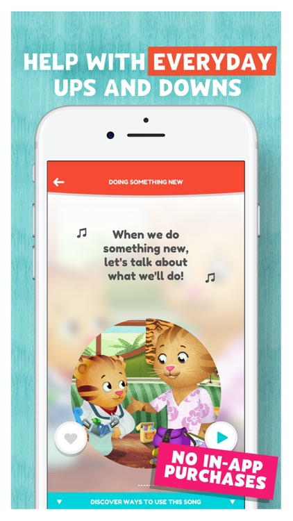 Daniel Tiger for Parents screenshot-4
