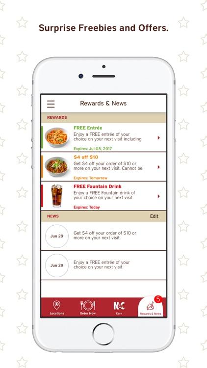 Noodles-World Kitchen screenshot-3