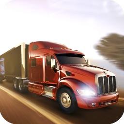 3D Truck Parking Simulator: HTV Driving Test