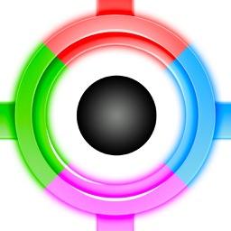 Glow Ball  - 球球发射 超级休闲小游戏