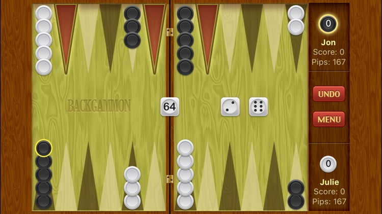 Backgammon Pro screenshot-0
