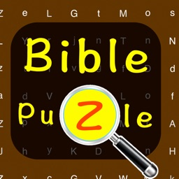 Bible Word Search Puzzle - Mega words search quest