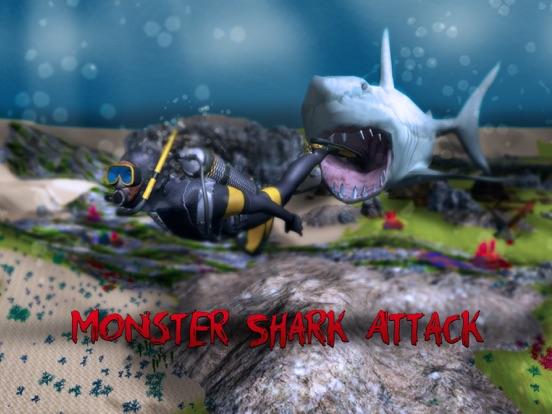 Monster Shark: Deadly Attack screenshot 5
